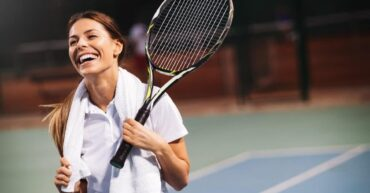 How to see safely on court