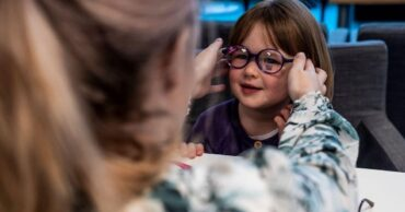 Myopia management for children