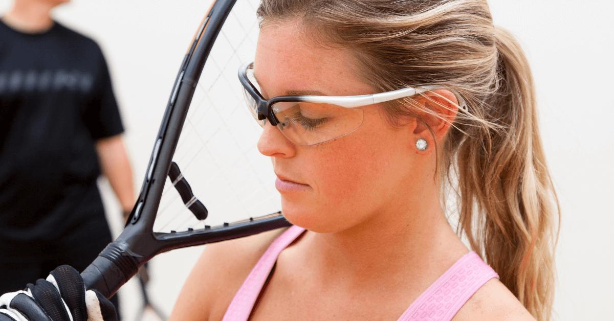 Squash Glasses and Goggles