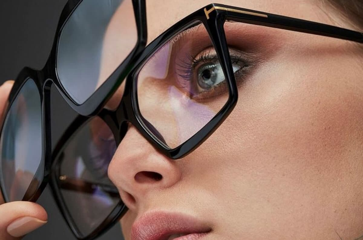 Tom Ford Glasses T bar