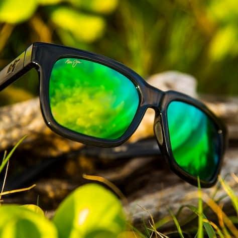 Maui Jim MauiGreen Sunglasses