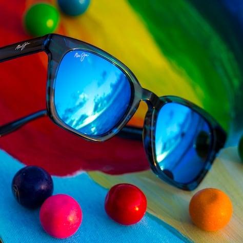 Maui Jim Blue Hawaii Sunglasses